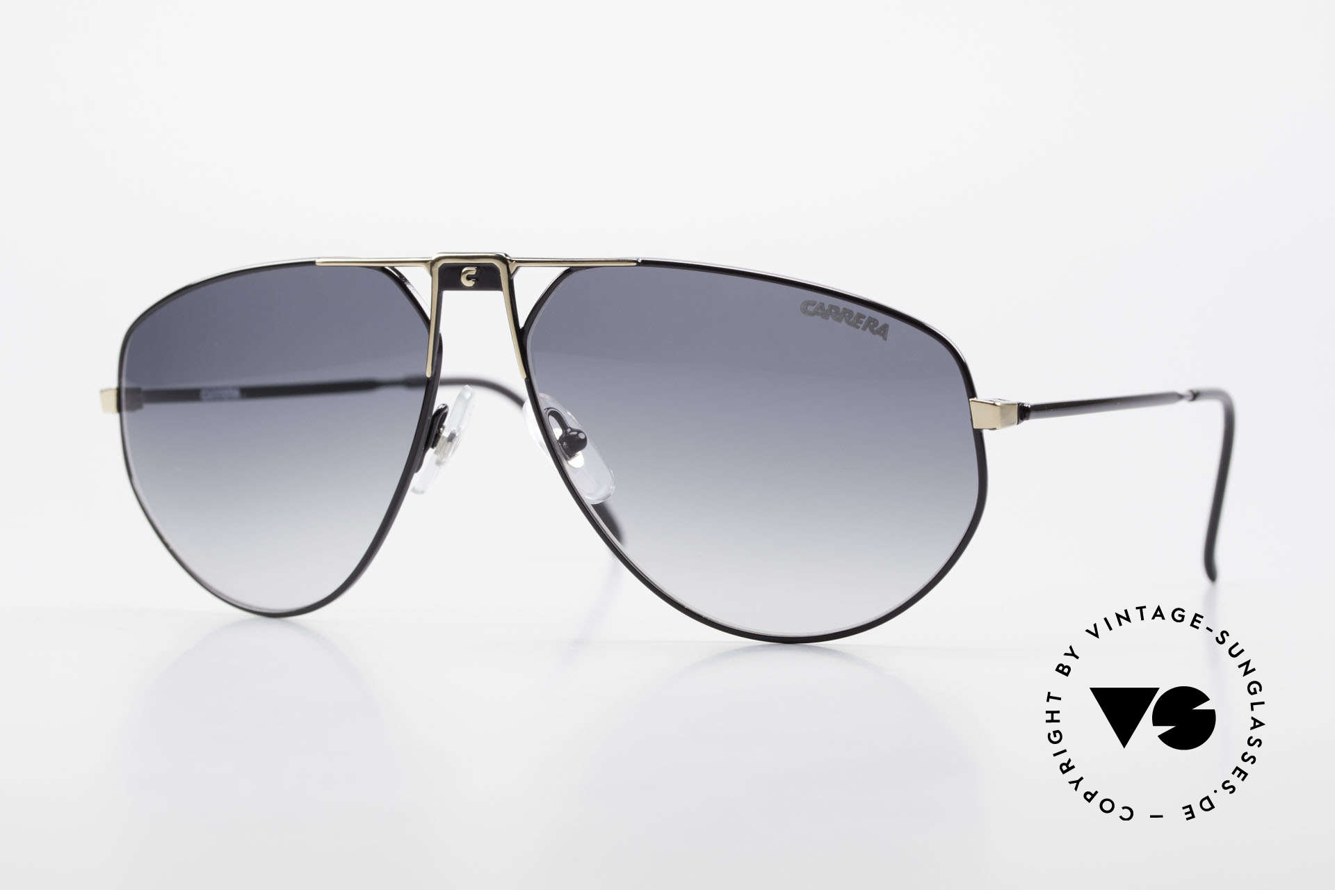 Carrera 5410 Sport Performance 90's Shades, very masculine sunglasses by CARRERA from 1990, Made for Men
