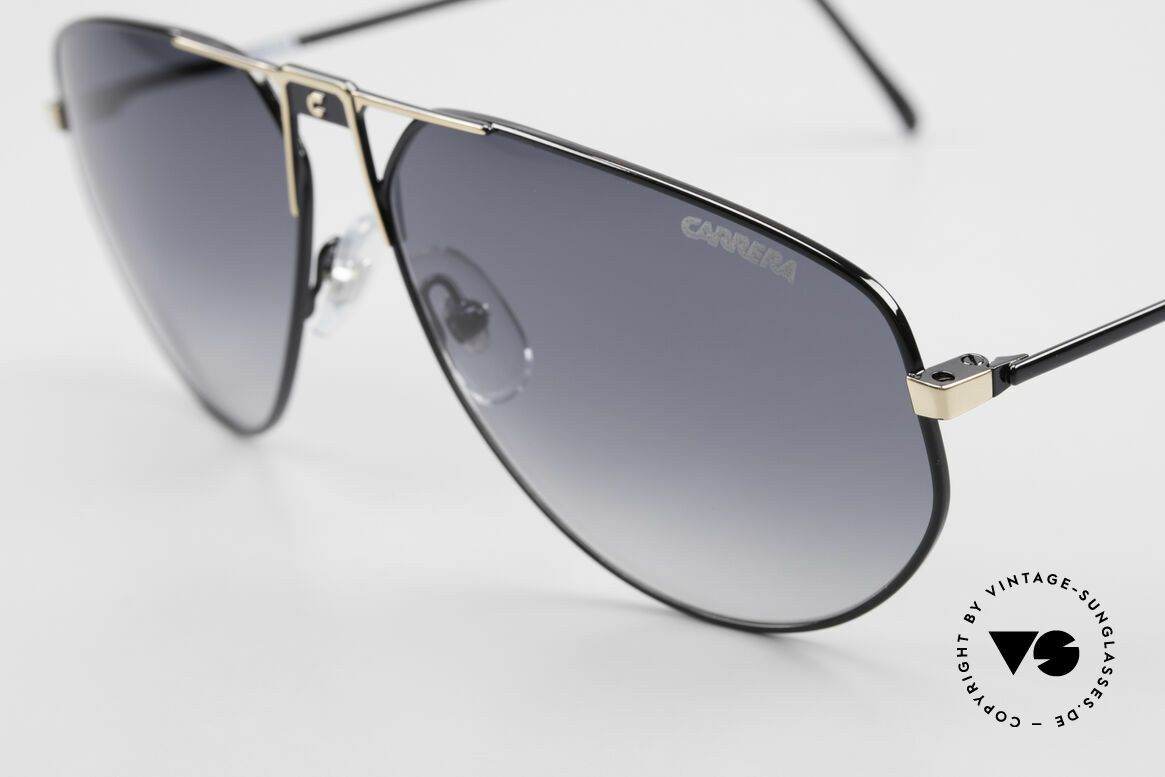 Carrera 5410 Sport Performance 90's Shades, gray-gradient Carrera lenses (100% UV protection), Made for Men