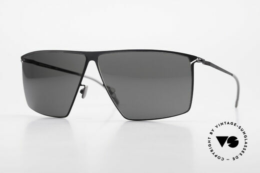 Mykita Amund Square Men's Sunglasses 2010 Details