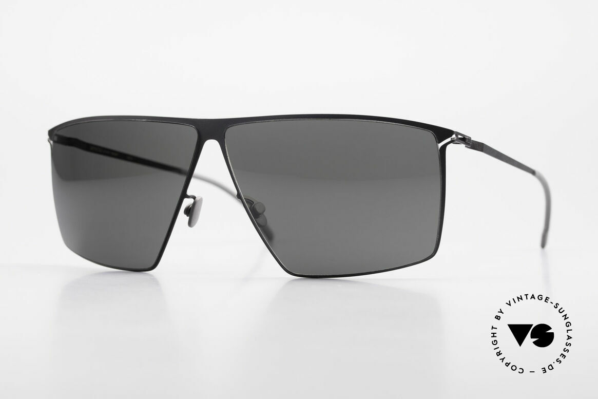 Mykita Amund Square Men's Sunglasses 2010, original VINTAGE MYKITA men's sunglasses from 2010, Made for Men