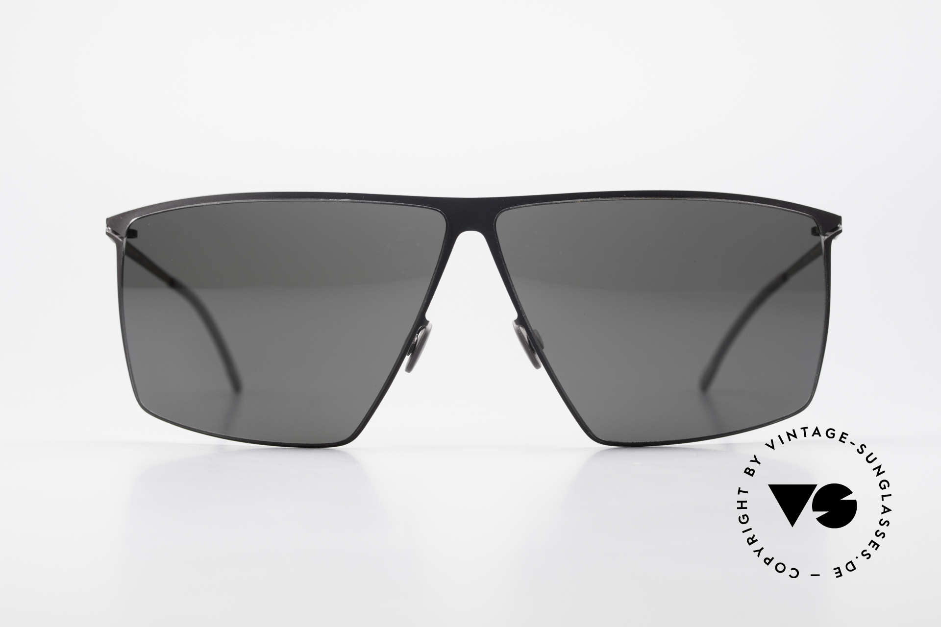 Mykita Amund Square Men's Sunglasses 2010, MYKITA: the youngest brand in our vintage collection, Made for Men