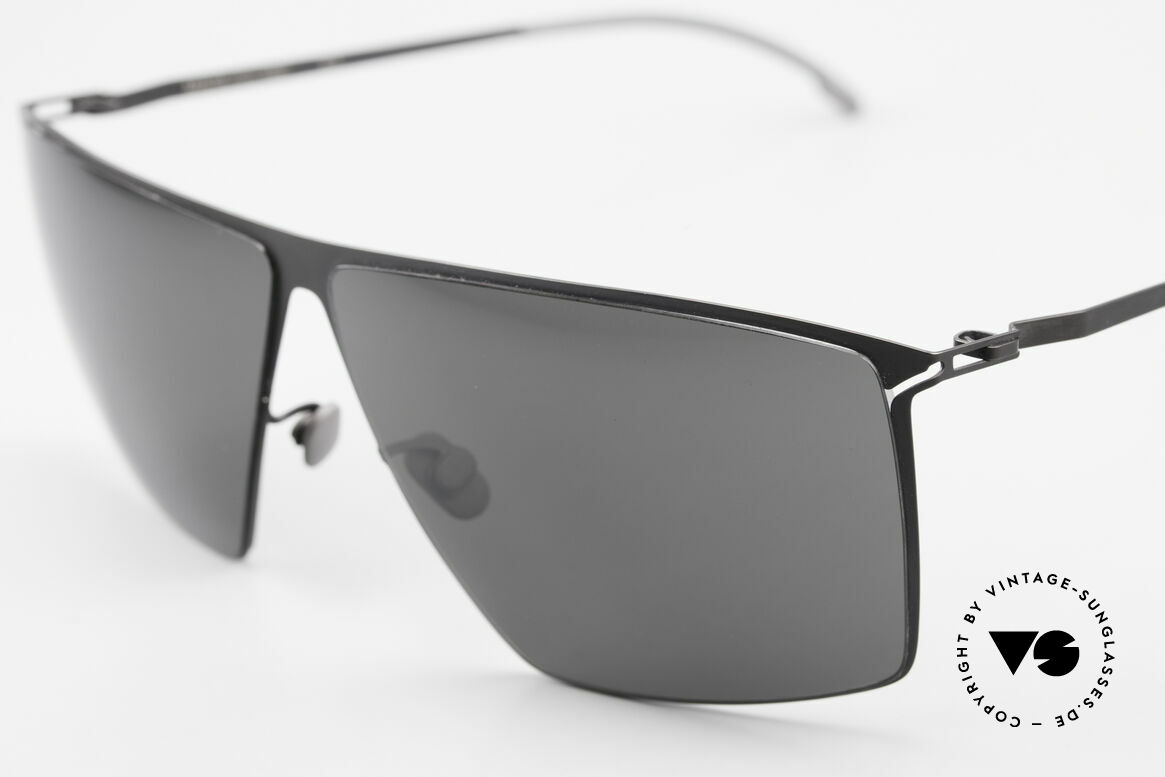 Mykita Amund Square Men's Sunglasses 2010, flexible metal frame = innovative and elegant likewise, Made for Men