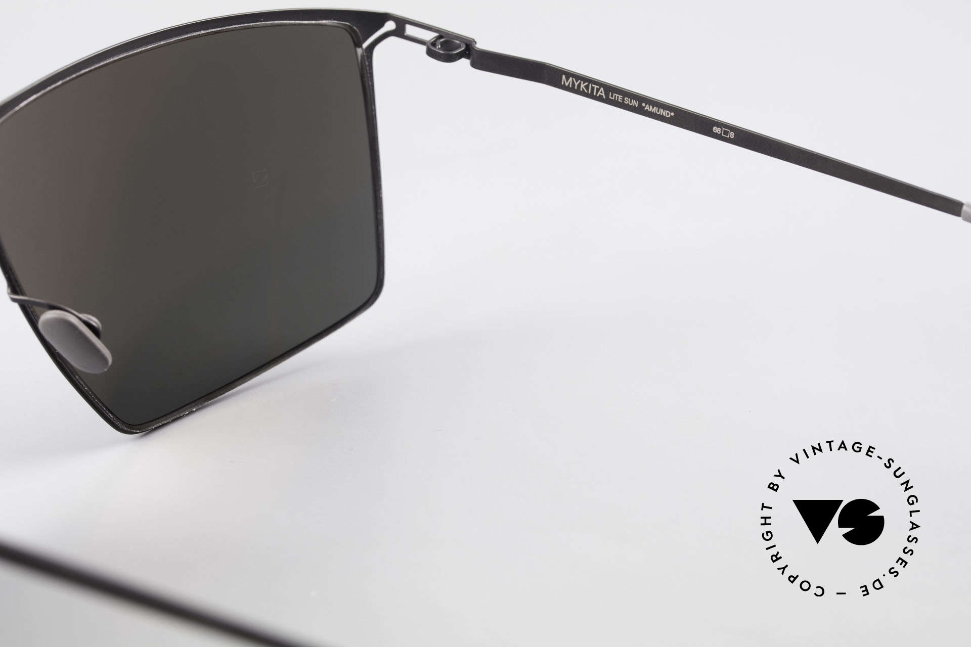 Mykita Amund Square Men's Sunglasses 2010, thus, now available from us (unworn and with orig. case), Made for Men