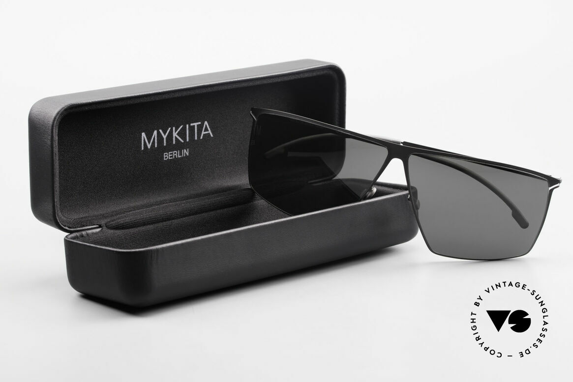 Mykita Amund Square Men's Sunglasses 2010, Size: large, Made for Men