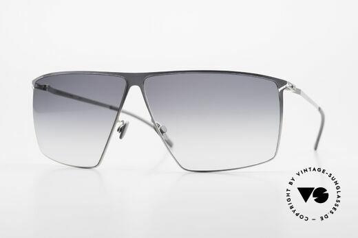 Mykita Amund Square Designer Sunglasses Details