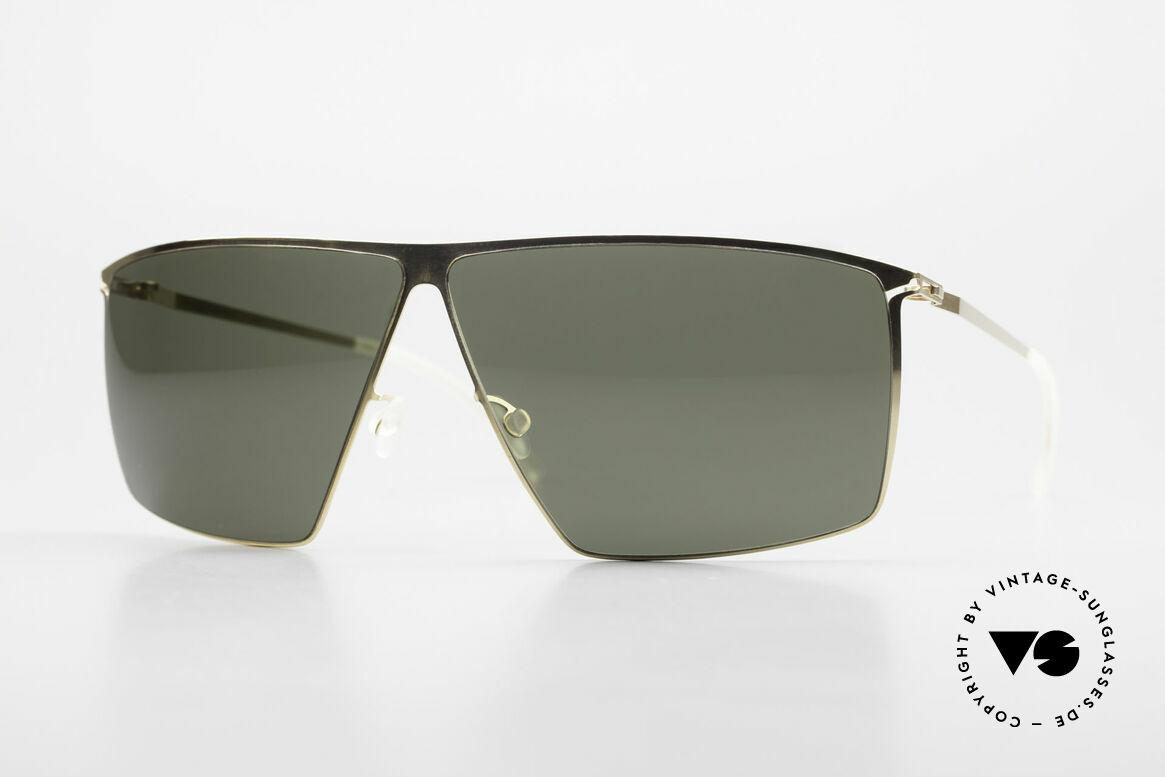 Mykita Amund 2010's Designer Sunglasses Men, original VINTAGE MYKITA men's sunglasses from 2010, Made for Men