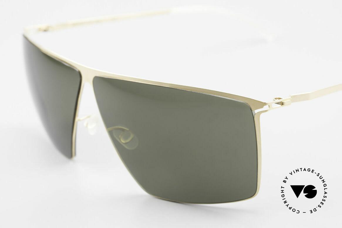 Mykita Amund 2010's Designer Sunglasses Men, flexible metal frame = innovative and elegant likewise, Made for Men