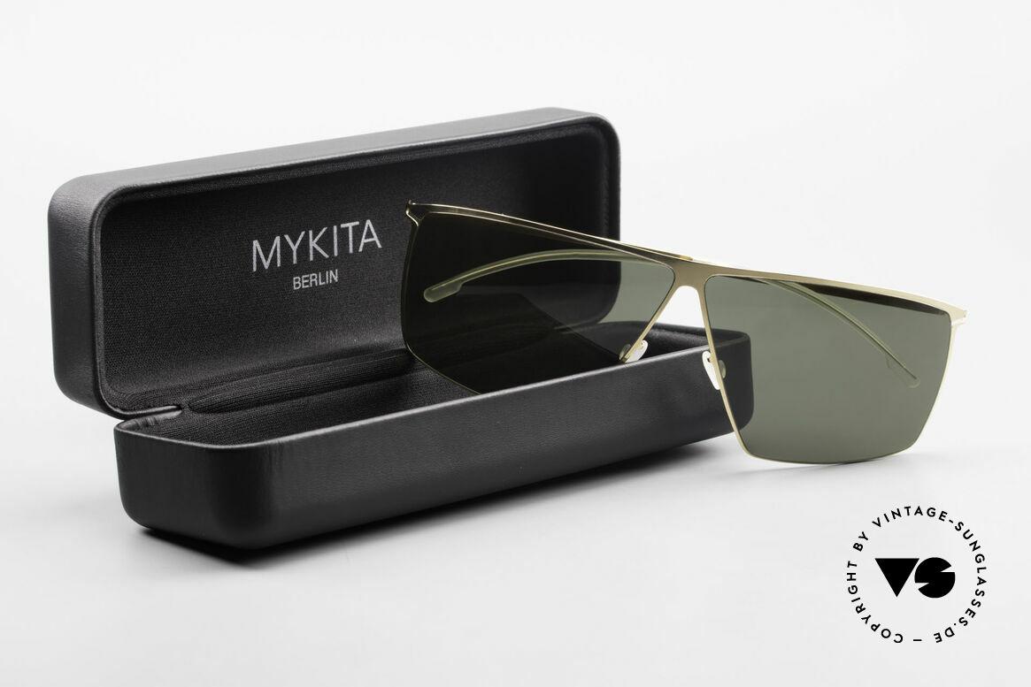 Mykita Amund 2010's Designer Sunglasses Men, Size: large, Made for Men