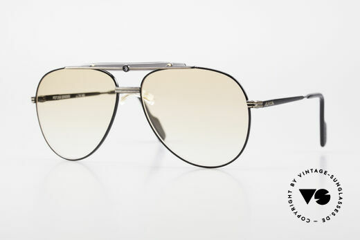 Alpina PCF 250 Sporty 90's Aviator Sunglasses Details