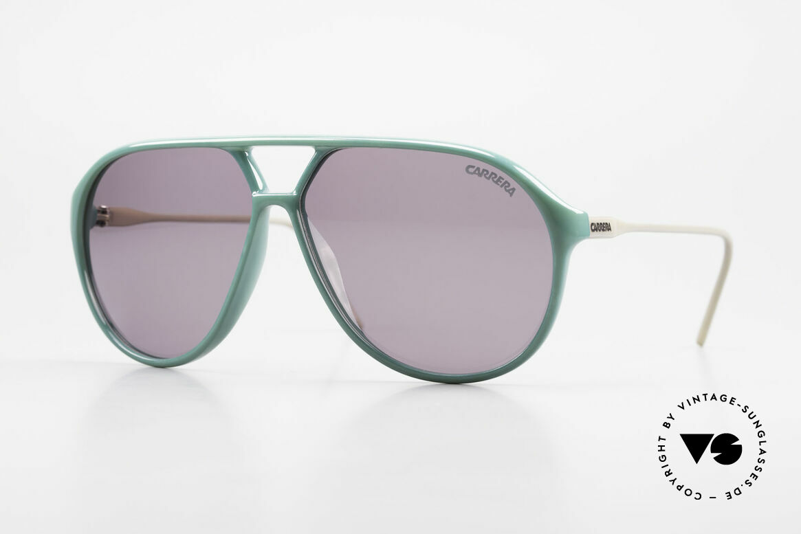 Carrera 5425 80's 90's Sports Lifestyle Shades, vintage shades of the Carrera Collection from 1989/90, Made for Men