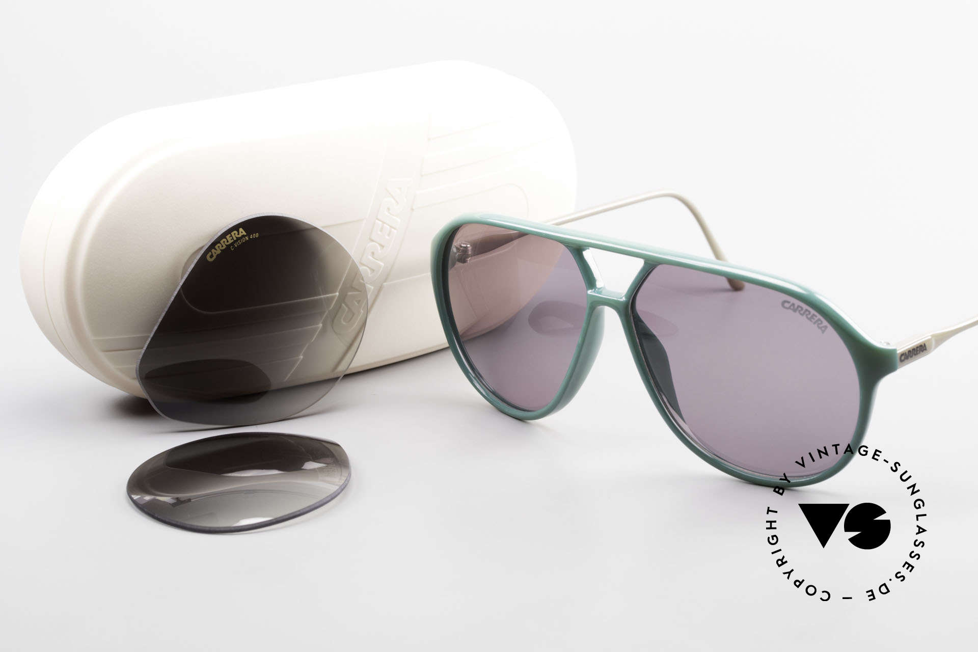 "Carrera 5425 80's 90's Sports Lifestyle Shades, Robert De Niro wore such a model in the movie ""Casino"", Made for Men"