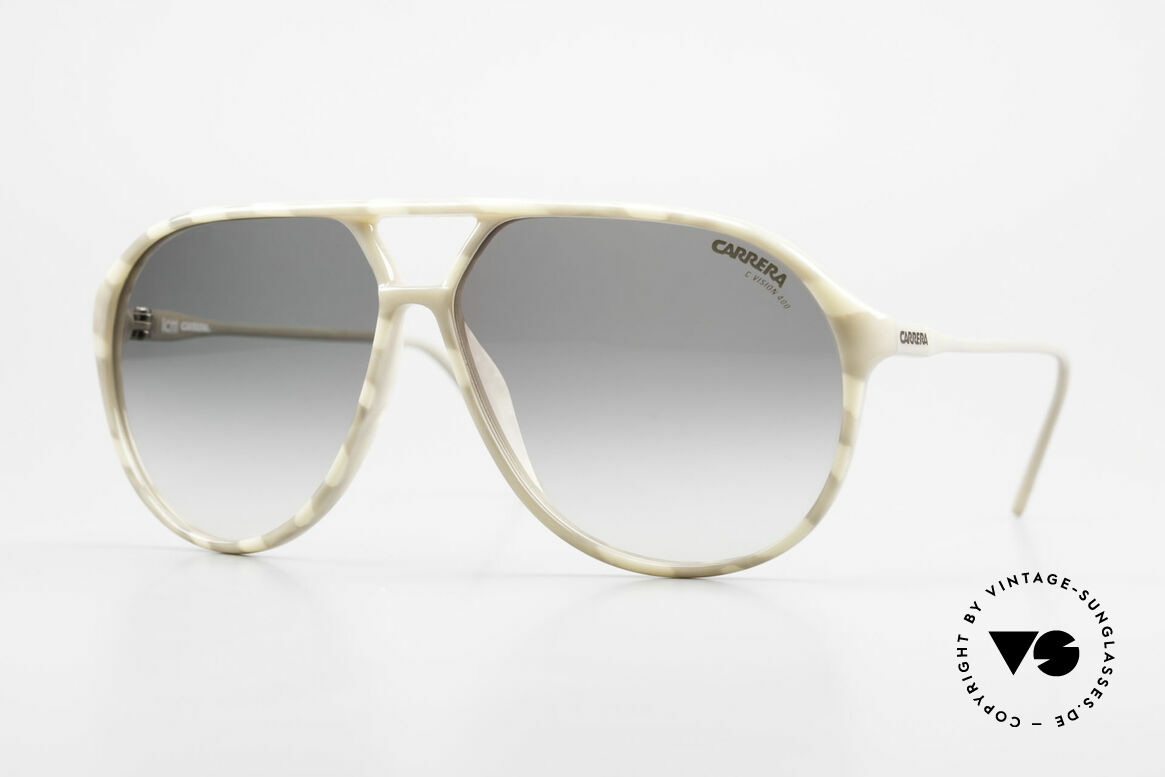 Carrera 5425 80's 90's Camouflage Shades, vintage shades of the Carrera Collection from 1989/90, Made for Men