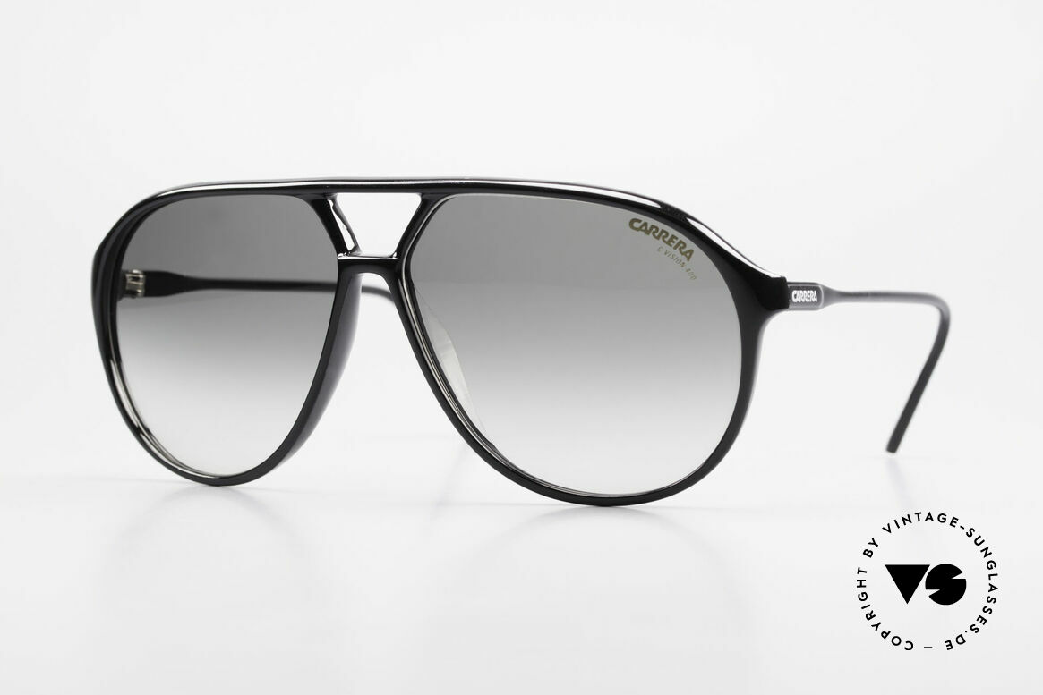 Carrera 5425 80's Sport Performance Shades, vintage shades of the Carrera Collection from 1989/90, Made for Men
