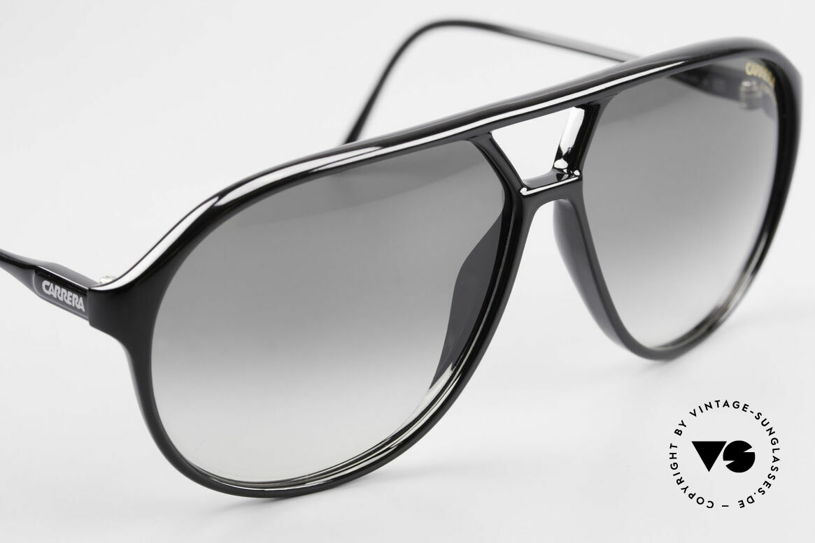 Carrera 5425 80's Sport Performance Shades, unworn, NOS (like all our rare vintage 80's sunglasses), Made for Men