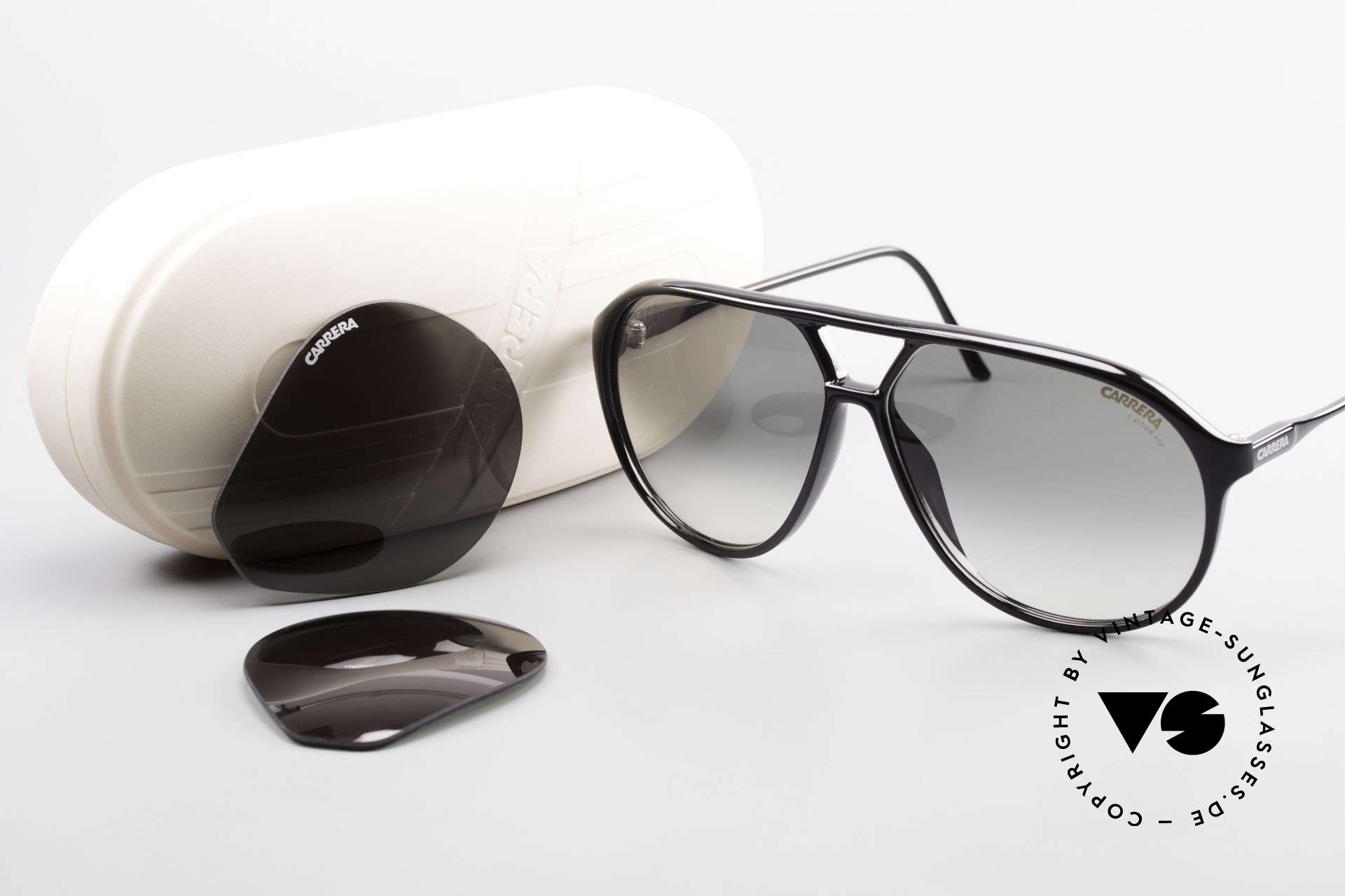 "Carrera 5425 80's Sport Performance Shades, Robert De Niro wore such a model in the movie ""Casino"", Made for Men"