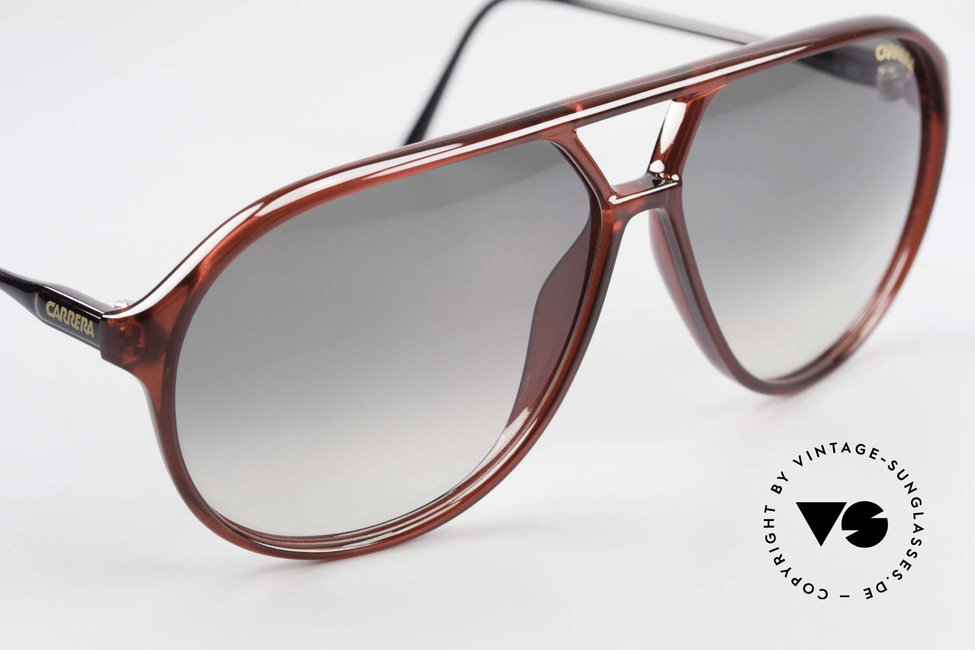 Carrera 5425 Robert De Niro Sunglasses 90's, unworn, NOS (like all our rare vintage 90's sunglasses), Made for Men
