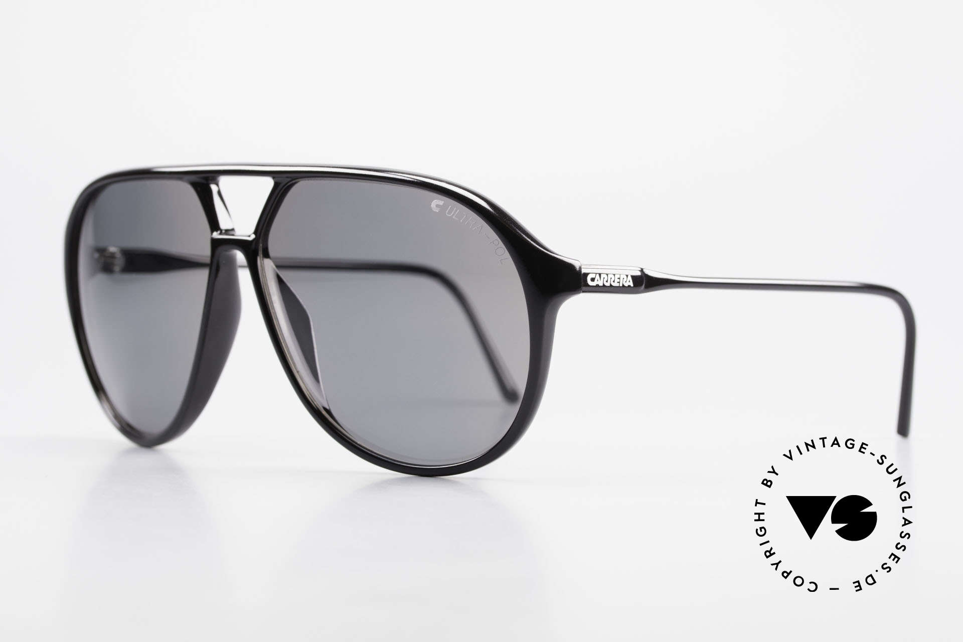 Carrera 5425 Polarized Sunglasses 80's 90's, sporty and functional design as quality characteristic, Made for Men