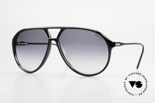 Carrera 5425 80's Shades With Extra Lenses Details