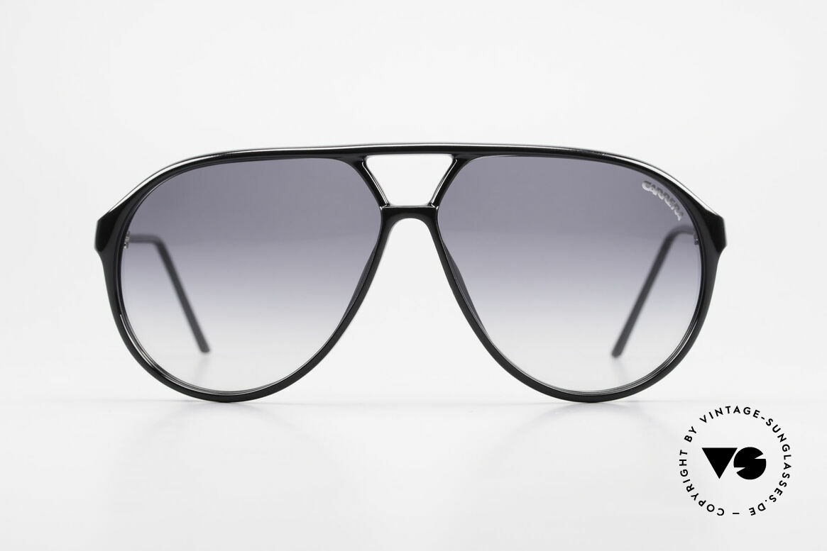 """Carrera 5425 80's Shades With Extra Lenses, Carrera means """"RACE"""" and is the """"eyewear philosophy"""", Made for Men"""