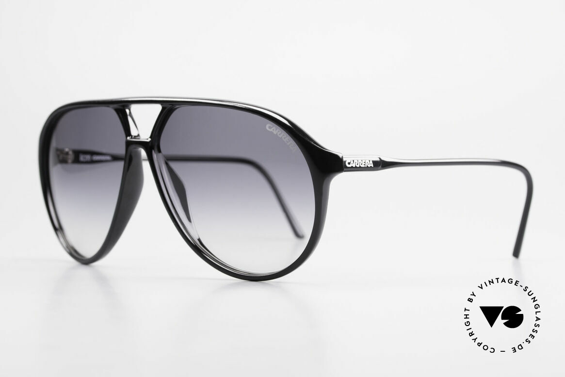 Carrera 5425 80's Shades With Extra Lenses, sporty and functional design as quality characteristic, Made for Men