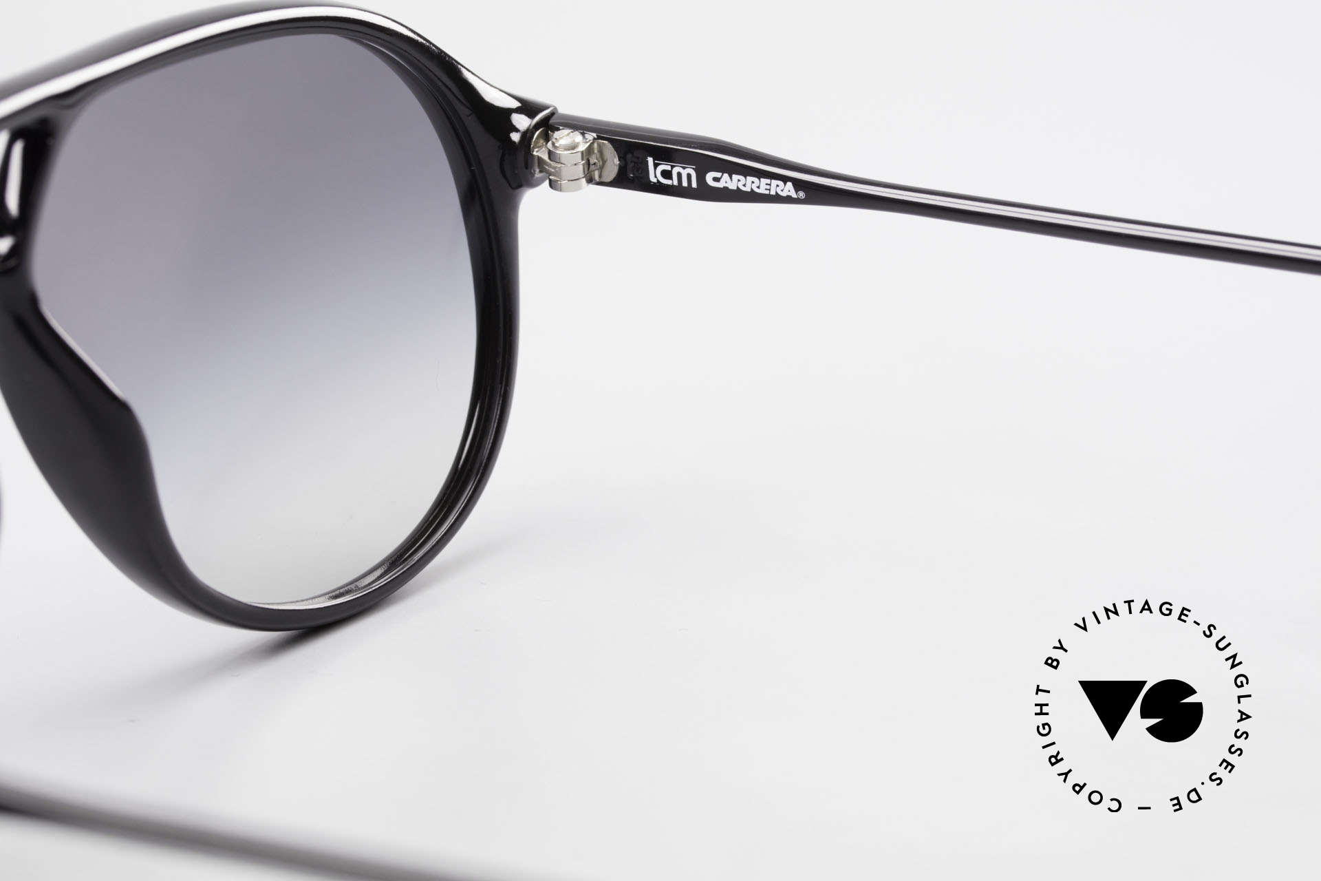 """Carrera 5425 80's Shades With Extra Lenses, Robert De Niro wore such a model in the movie """"Casino"""", Made for Men"""