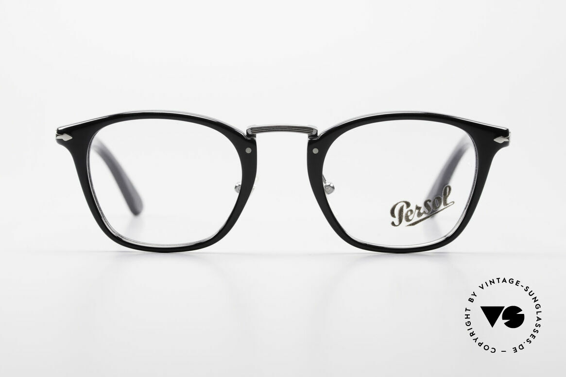 Persol 3109 Typewriter Edition Eyewear, classic timeless design and best craftsmanship, Made for Men and Women