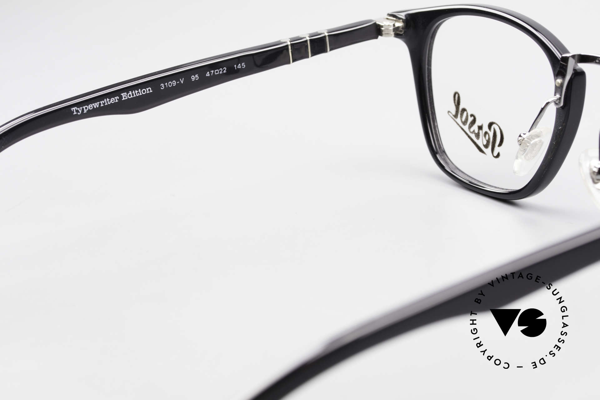Persol 3109 Typewriter Edition Eyewear, unisex model = suitable for ladies & gentlemen, Made for Men and Women