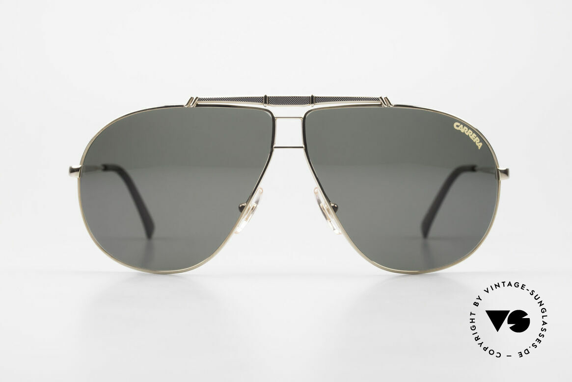 Carrera 5401 Large Aviator Shades Extra Lenses, mod. 5401 Strato Large, size 64/09, Sport Performance, Made for Men