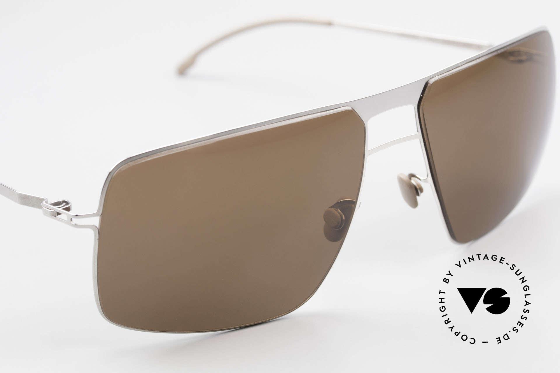 Mykita Leif Men's Designer Sunglasses 2011, top-notch quality, made in Germany (Berlin-Kreuzberg), Made for Men