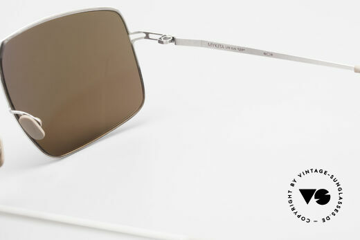 Mykita Leif Men's Designer Sunglasses 2011, thus, now available from us (unworn and with orig. case), Made for Men