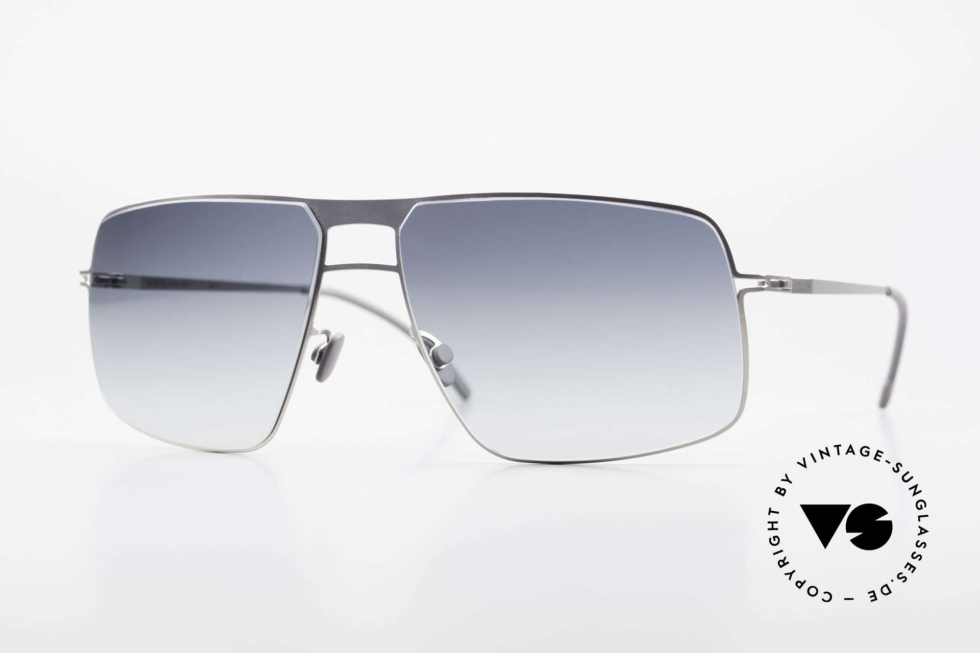 Mykita Leif Designer Men's Sunglasses 2011, original VINTAGE MYKITA men's sunglasses from 2011, Made for Men