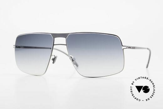 Mykita Leif Designer Men's Sunglasses 2011 Details