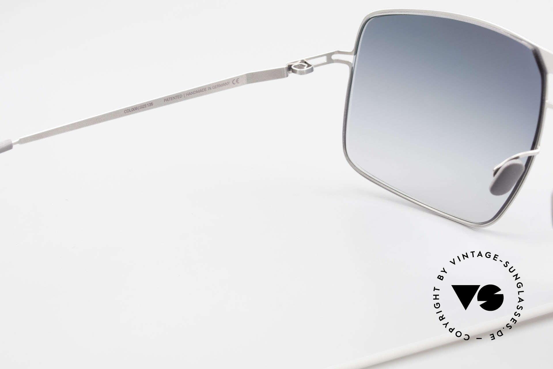 Mykita Leif Designer Men's Sunglasses 2011, worn by many celebs (rare & in high demand, meanwhile), Made for Men