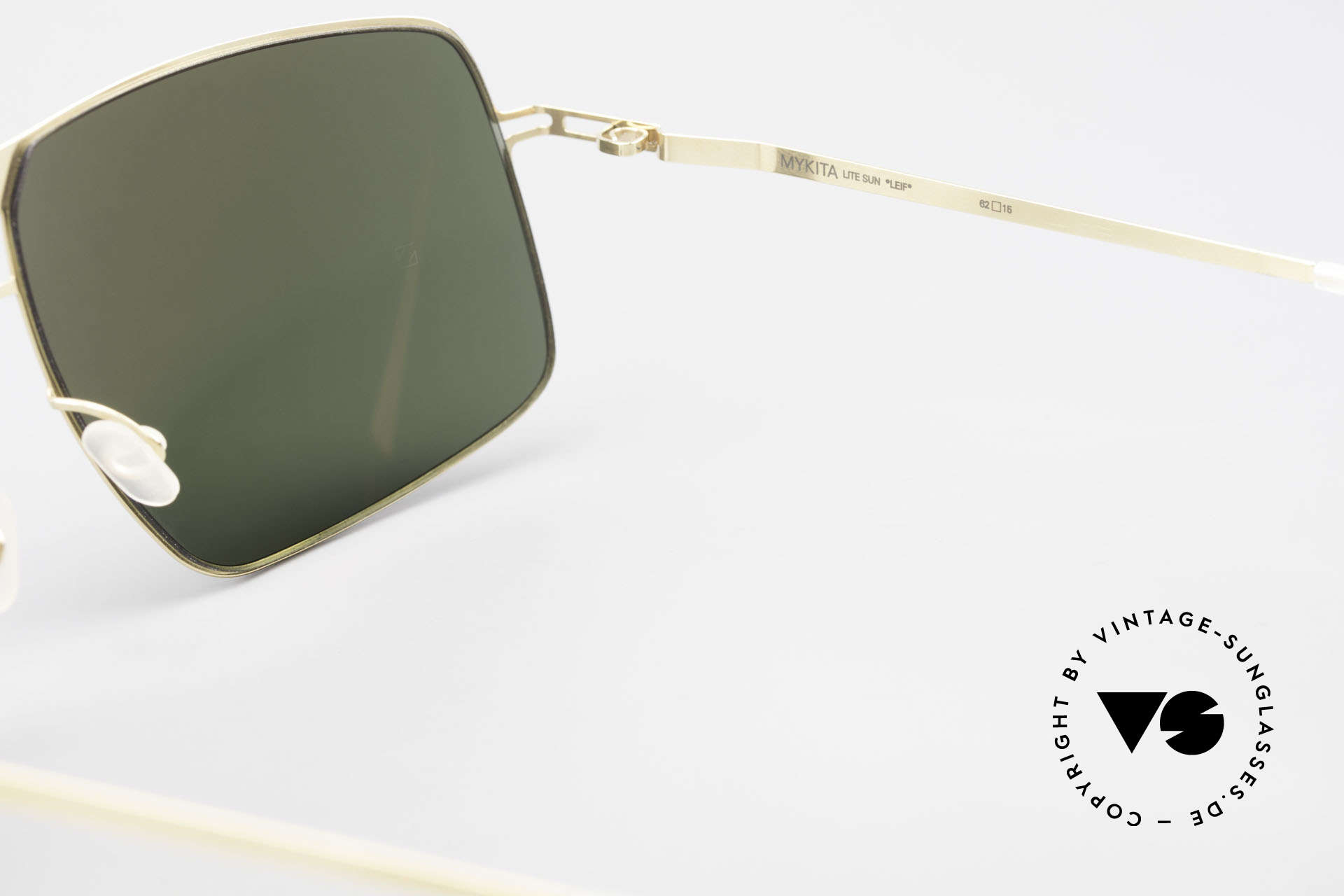 Mykita Leif Designer Shades Zeiss Lenses, thus, now available from us (unworn and with orig. case), Made for Men