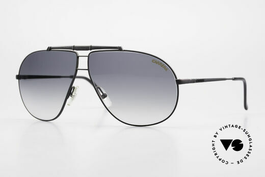 Carrera 5401 Large 80's Shades With Extra Lenses Details