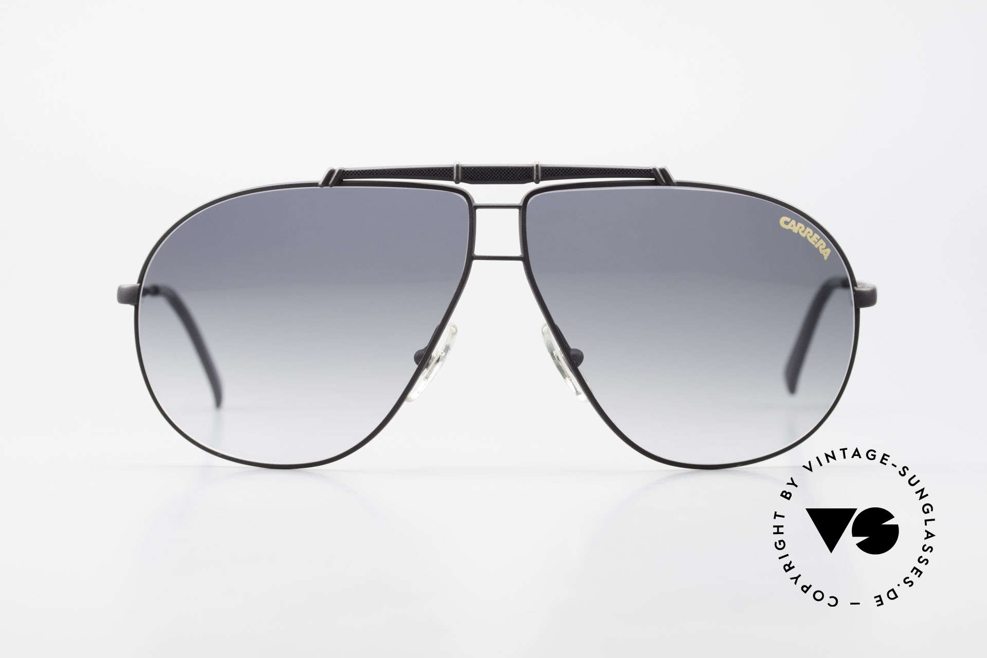 Carrera 5401 Large 80's Shades With Extra Lenses, mod. 5401 Strato Large, size 64/09, Sport Performance, Made for Men