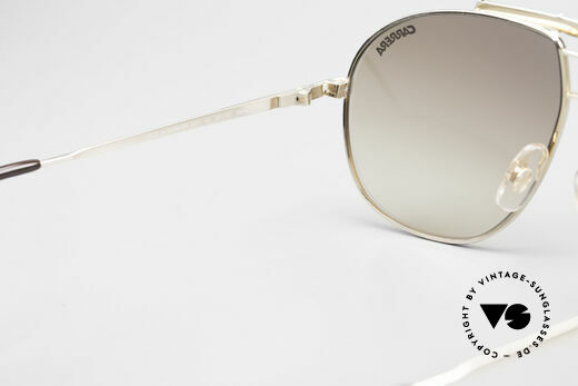 Carrera 5401 Small 80's Shades 3 Sets of Lenses, NO RETRO SHADES, but a rare 30 years old ORIGINAL!, Made for Men and Women