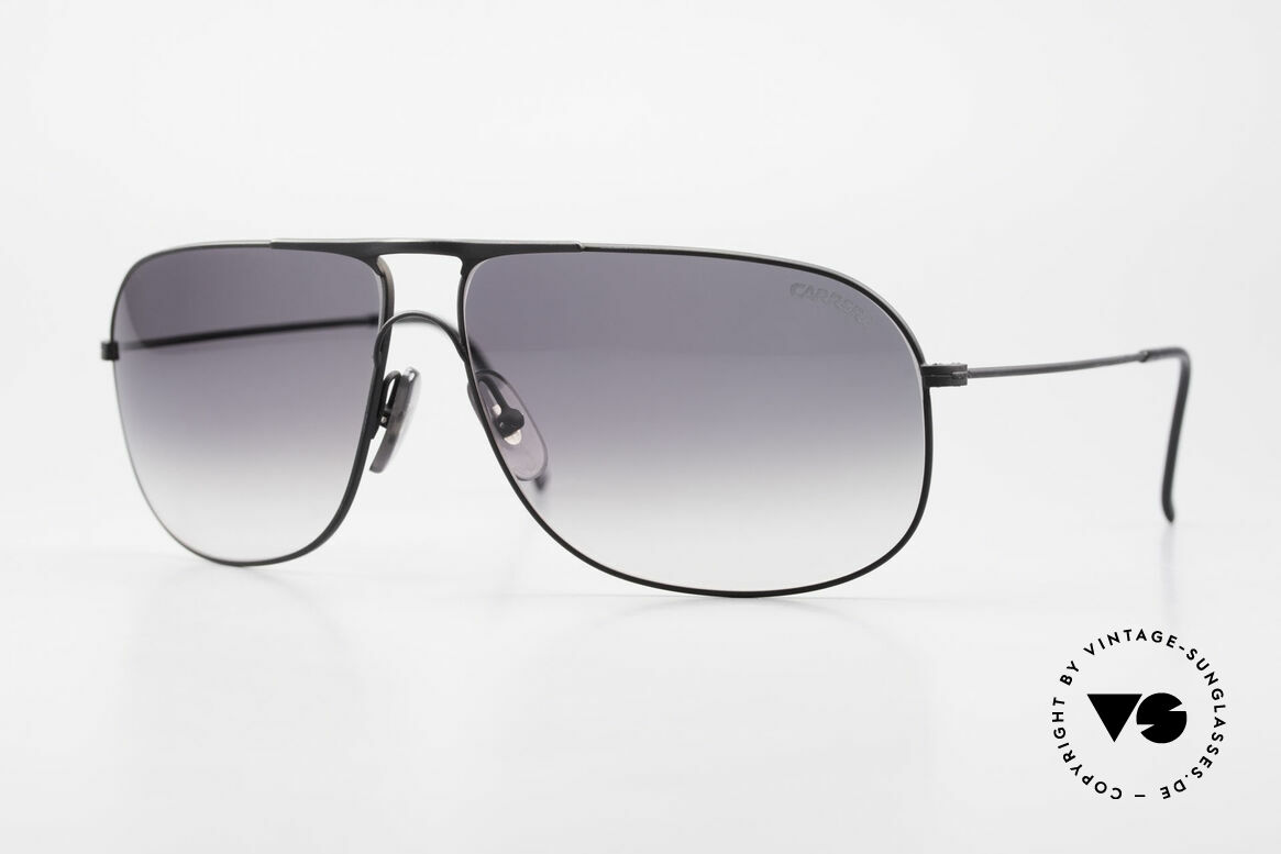 Carrera 5422 90's Shades 3 Sets of Lenses, Carrera shades of the Carrera Collection from 1989/90, Made for Men