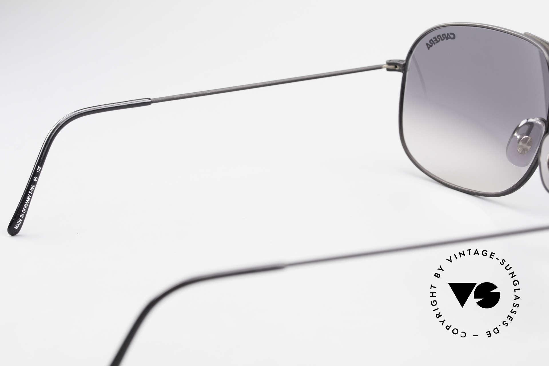 Carrera 5422 90's Shades 3 Sets of Lenses, NO RETRO SHADES, but a rare 30 years old ORIGINAL!, Made for Men
