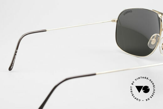 Carrera 5422 Shades With 3 Sets of Lenses, NO RETRO SHADES, but a rare 30 years old ORIGINAL!, Made for Men