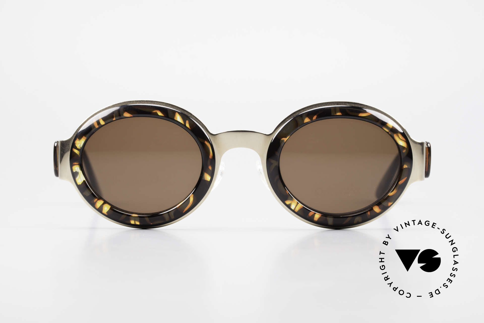 Christian Dior 2037 Round Ladies Sunglasses 90's, interesting vintage sunglasses from app. 1995/1996, Made for Women