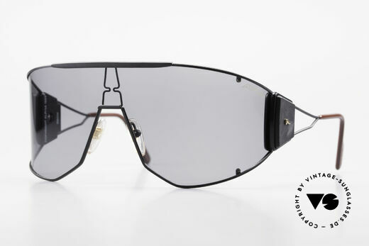 Alpina Goldwing Rare 80's Celebrity Sunglasses Details
