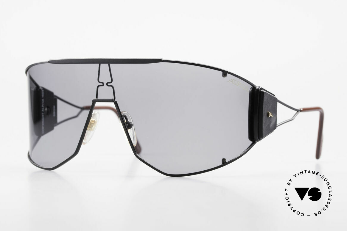 Alpina Goldwing Rare 80's Celebrity Sunglasses, Goldwing: the most wanted Alpina model, worldwide!, Made for Men and Women