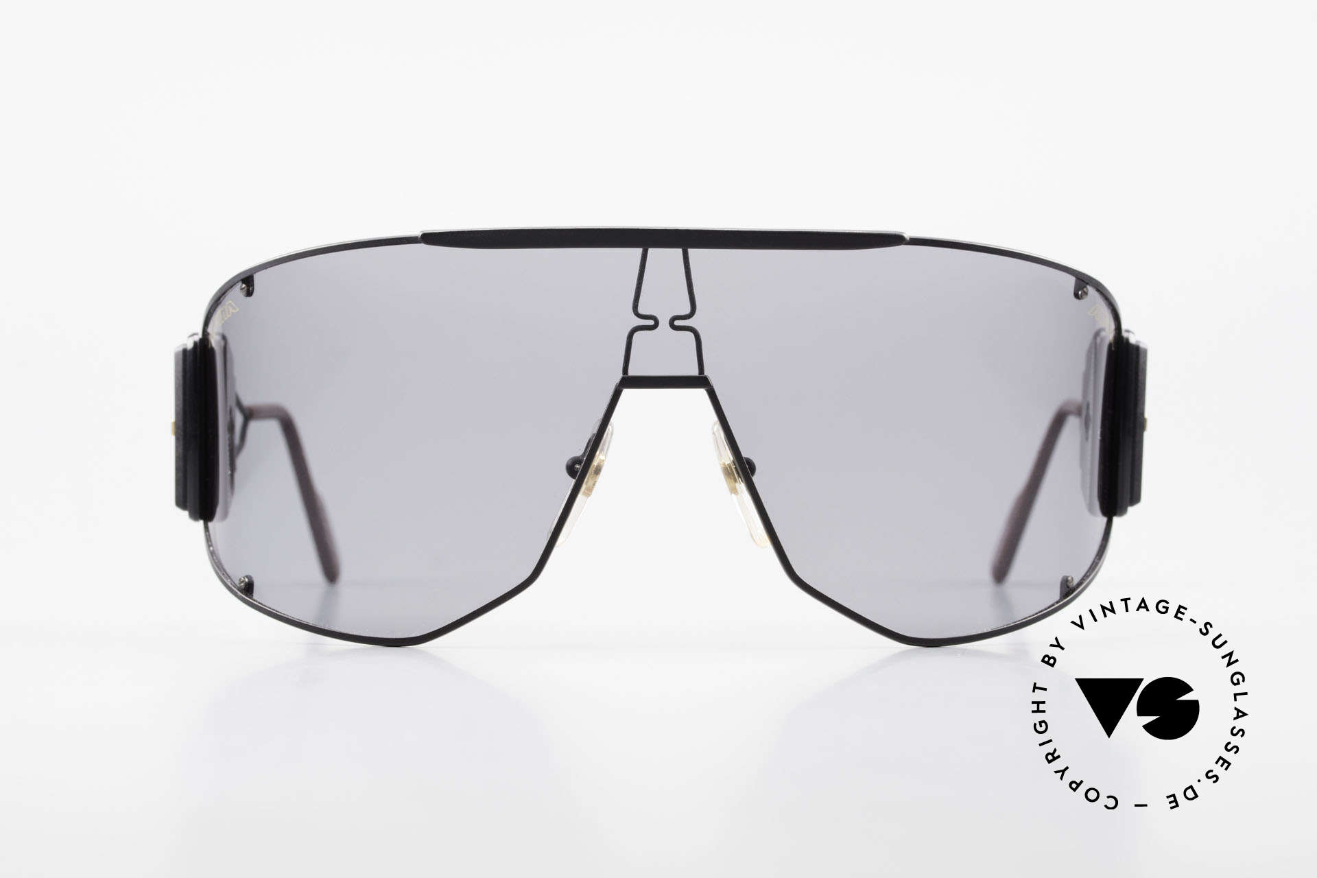 Alpina Goldwing Rare 80's Celebrity Sunglasses, worn by celebs like Kanye West, Lady Gaga, Madonna, Made for Men and Women