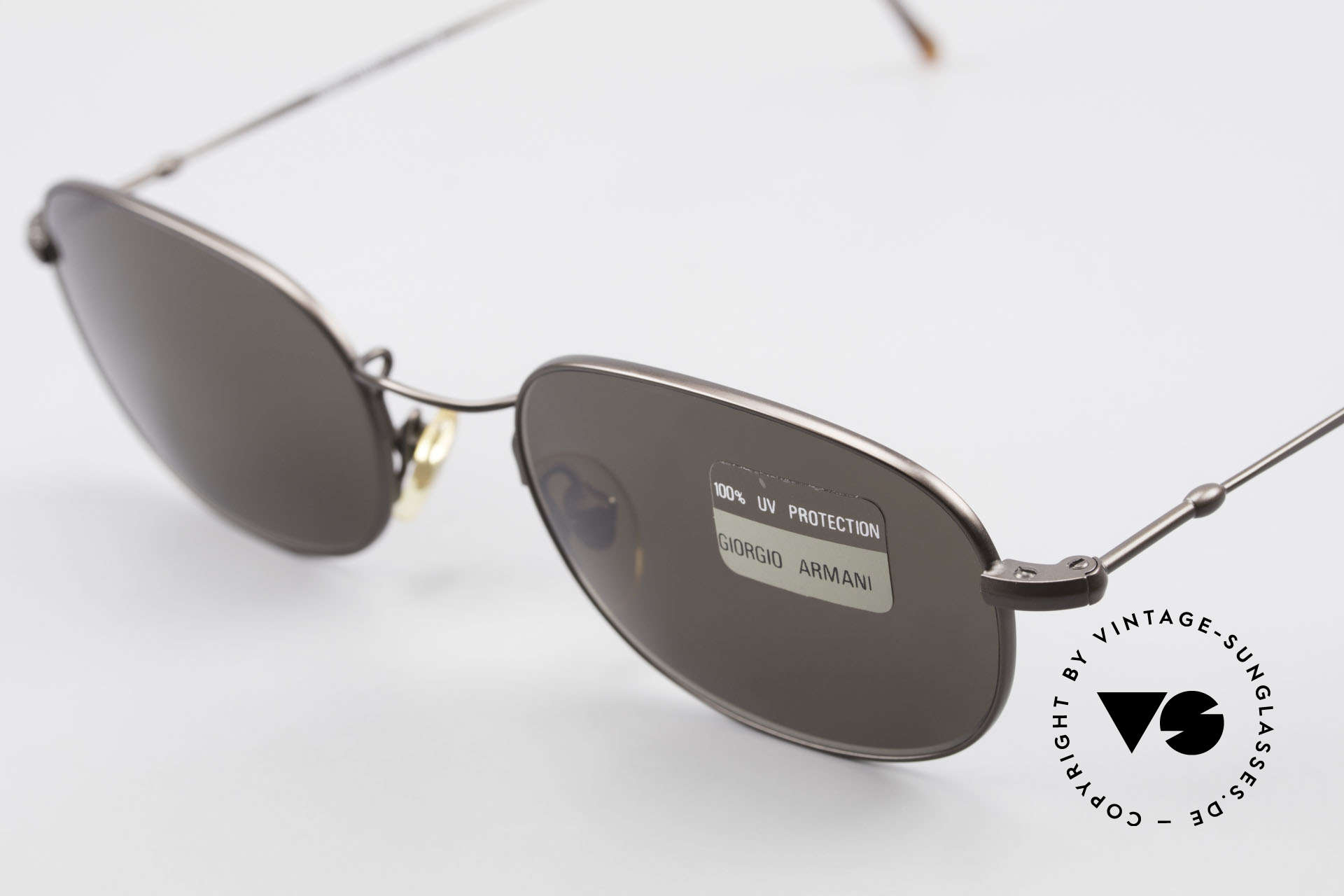 Giorgio Armani 234 Classic Designer Shades 80's, never worn (like all our 1980's designer classics), Made for Men and Women