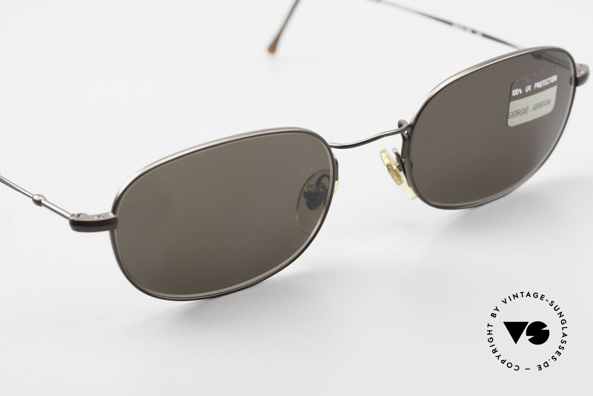 Giorgio Armani 234 Classic Designer Shades 80's, NO RETRO EYEWEAR, but a 30 years old Original, Made for Men and Women