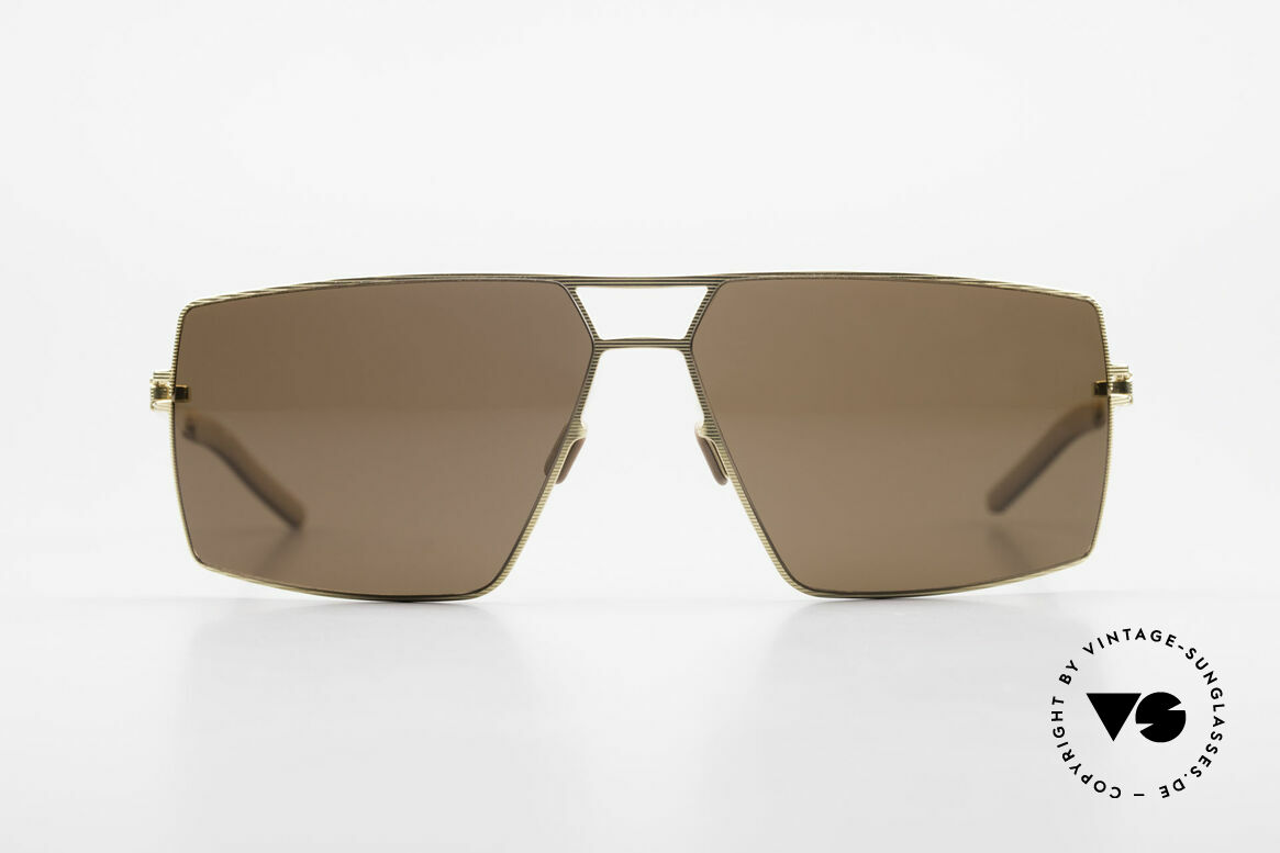 Mykita Viktor Square Designer Sunglasses, MYKITA: the youngest brand in our vintage collection, Made for Men