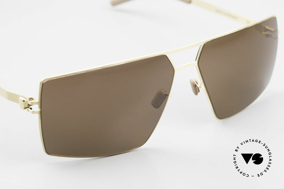 Mykita Viktor Square Designer Sunglasses, top-notch quality, made in Germany (Berlin-Kreuzberg), Made for Men