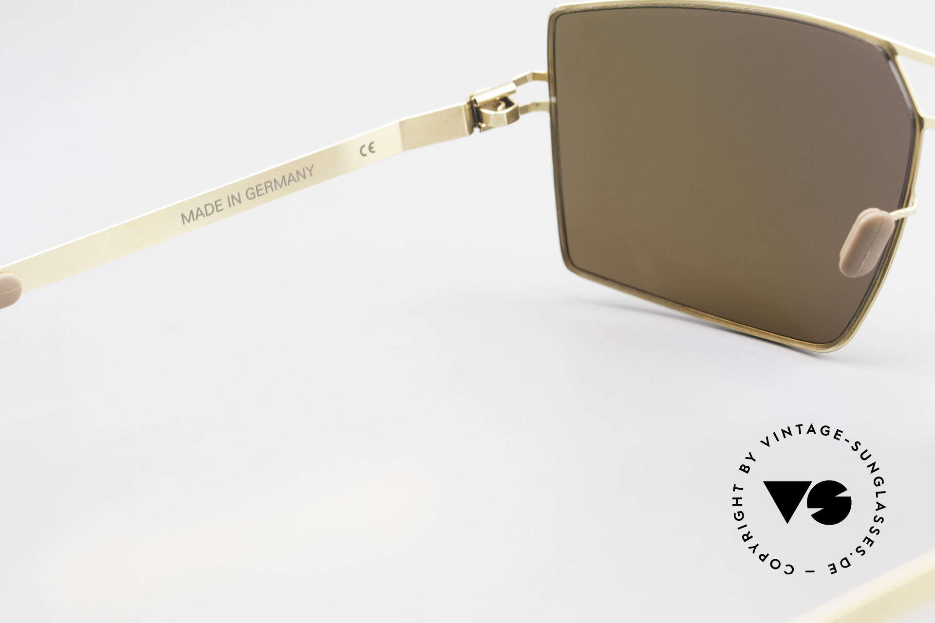 Mykita Viktor Square Designer Sunglasses, worn by many celebs (rare & in high demand, meanwhile), Made for Men