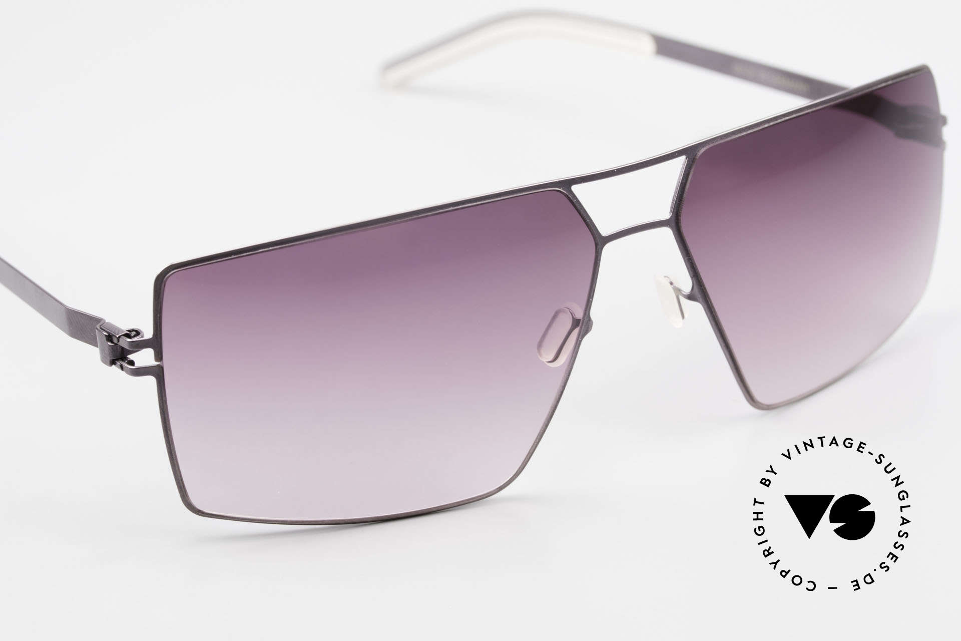 Mykita Viktor Designer Sunglasses Square, top-notch quality, made in Germany (Berlin-Kreuzberg), Made for Men
